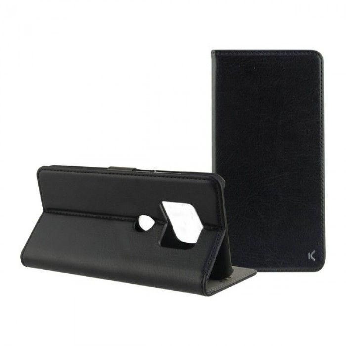 Folio Mobile Phone Case Huawei Mate 20 KSIX Black