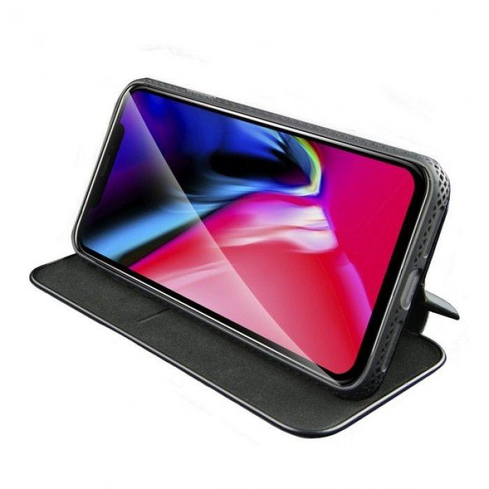 Capa tipo Livro para o Telemóvel Iphone Xr KSIX Executive Preto