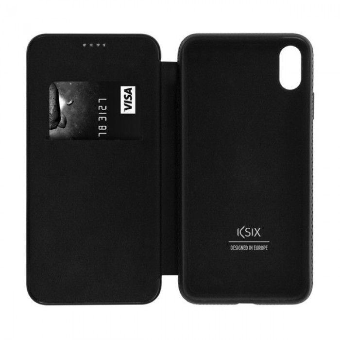 Folio Mobile Phone Case Iphone Xs Max KSIX Executive Black
