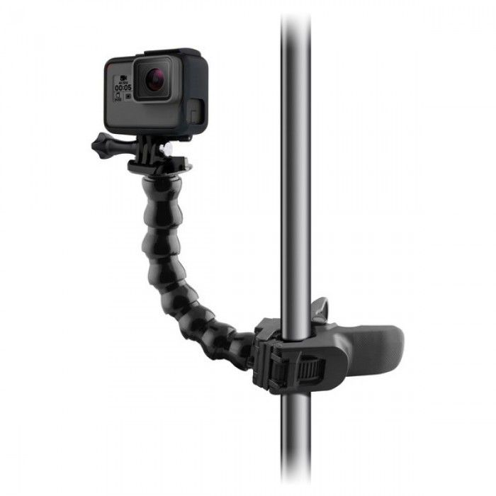 Flexible Support with Clip for Sports Camera KSIX Black