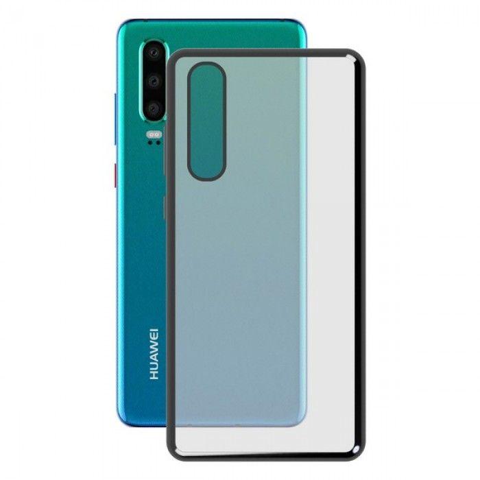 Mobile cover Huawei P30 KSIX Metallic