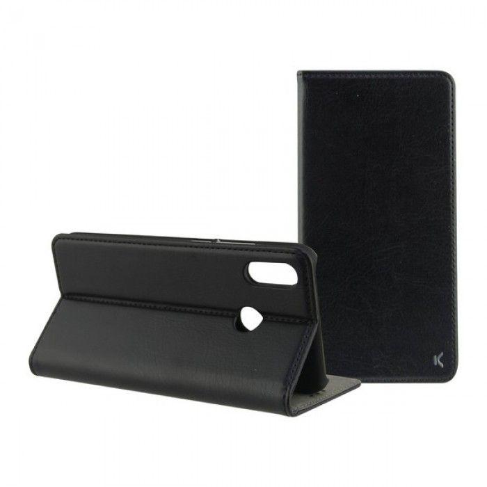 Capa tipo Livro para o Telemóvel Huawei P Smart Z KSIX Standing Slim