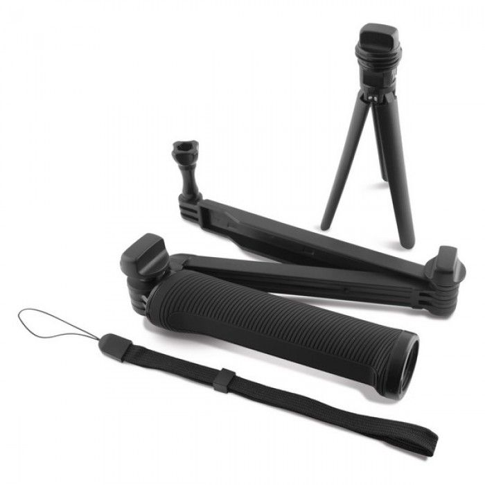 Sports Camera Accessory KSIX (3 pcs) Black