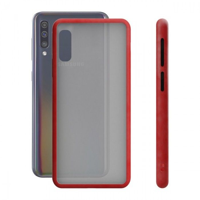 Mobile cover Samsung Galaxy A30s/a50 KSIX Duo Soft