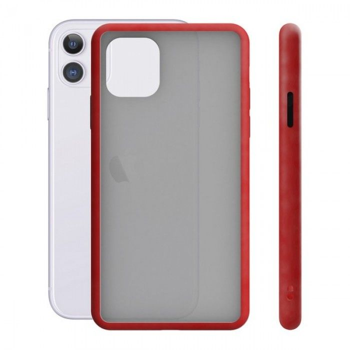 Mobile cover Iphone 11 KSIX Duo Soft