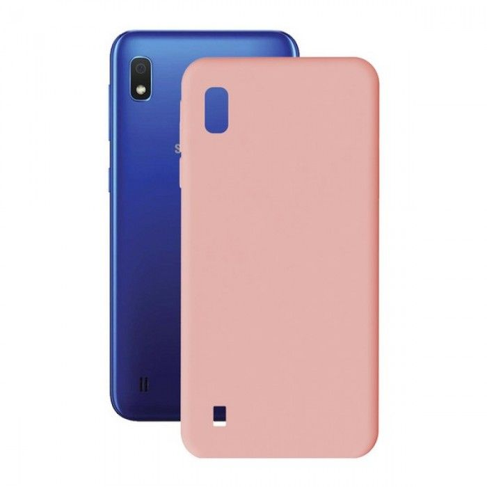 Mobile cover Samsung Galaxy A10 KSIX Soft Cover TPU