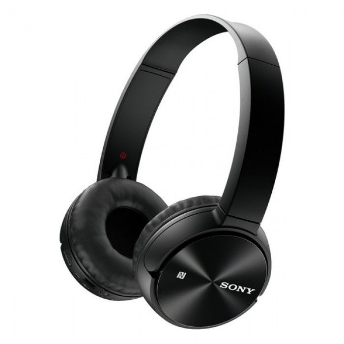 Bluetooth Headphones Sony MDR-ZX330BT Black