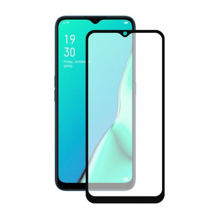Tempered Glass Screen Protector Oppo A9/a5 2020 KSIX Full Glue 2.5D