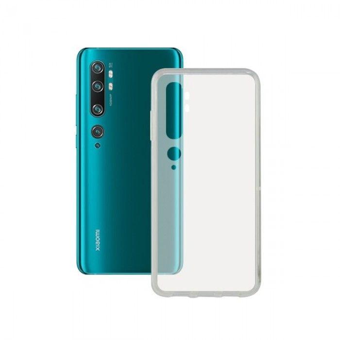 Capa para o Telemóvel com Extremidades em TPU Xiaomi Mi 10 KSIX Flex