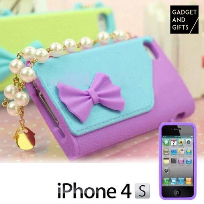 Pearl Handbag Case for iPhone