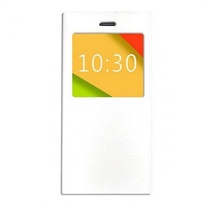 Mobile cover BRIGMTON BPHONE-550 PBAC-8-B White