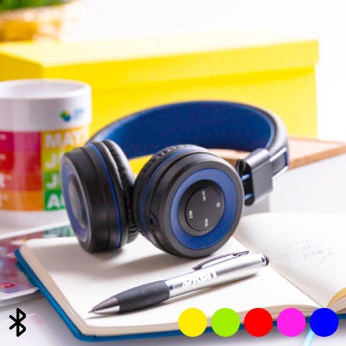 Auriculares Bluetooth Mãos Livres e Painel de Controlo Integrado 145562