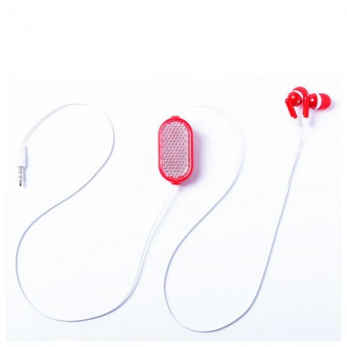 Sports Headphones with Reflective Accessory 145682
