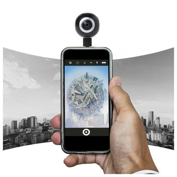 Câmara 360º para Smartphone 145771 HD