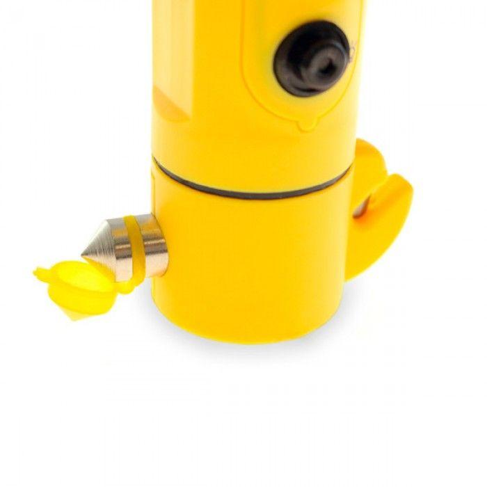 Lanterna Led Multifunções com Acessórios de Emergência Led 143608