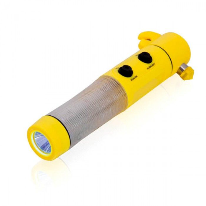 Multi-function LED Torch with Emergency Accessories Led 143608