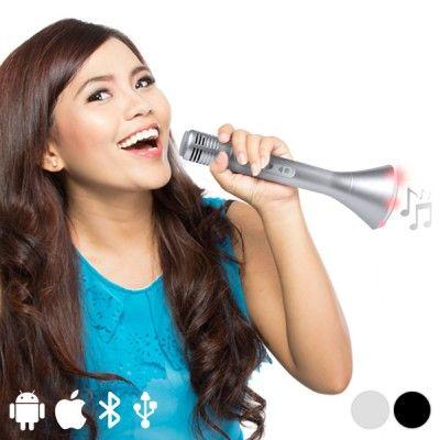 Altifalante Bluetooth portátil com microfone 3W 145323