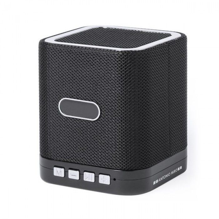 Bluetooth Speaker with Micro SD Card Slot Antonio Miró 3W 147343