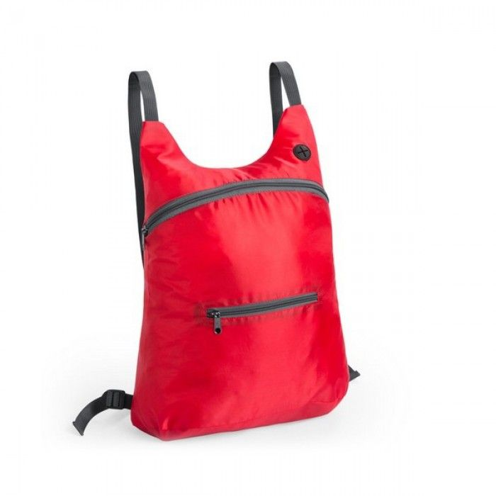 Foldable Rucksack with Headphone Output 145381