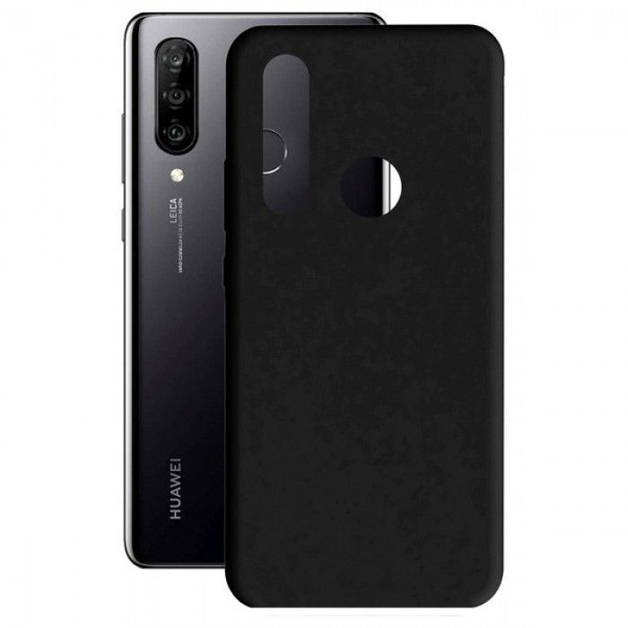 Mobile cover Huawei P30 Lite KSIX Soft Cover