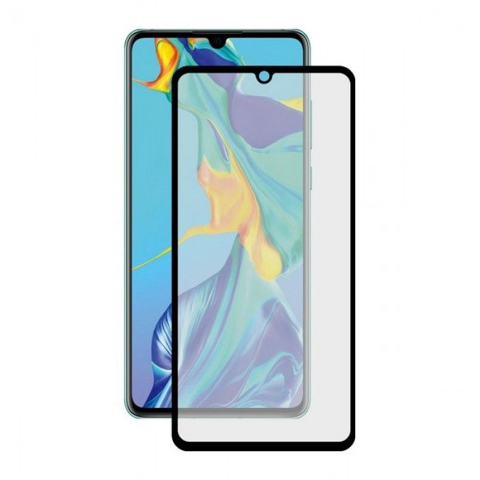Tempered Glass Screen Protector Huawei P30 KSIX Full Glue