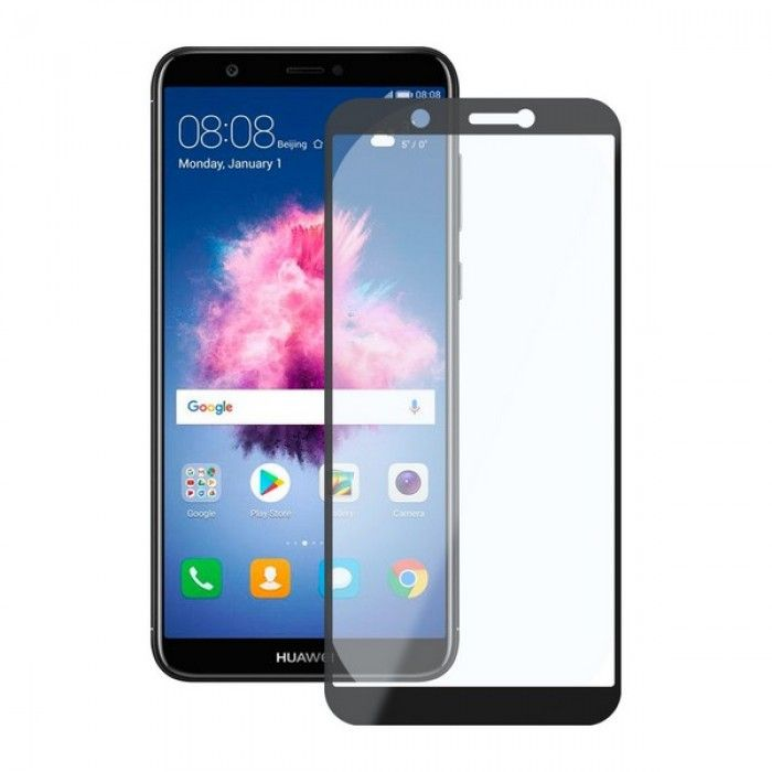 Tempered Glass Screen Protector Huawei P Smart KSIX Full Glue