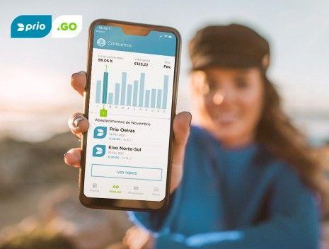 3 razões para instalares a App PRIO.GO no teu telemóvel e simplificares a tua vida