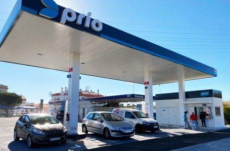 Já abriu mais um posto PRIO na Grande Lisboa