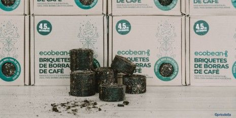 Delta e Ecobean juntam-se à PRIO para produzir briquetes e biodiesel a partir de borras de café