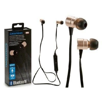 Auriculares Bluetooth Grundig Microfone