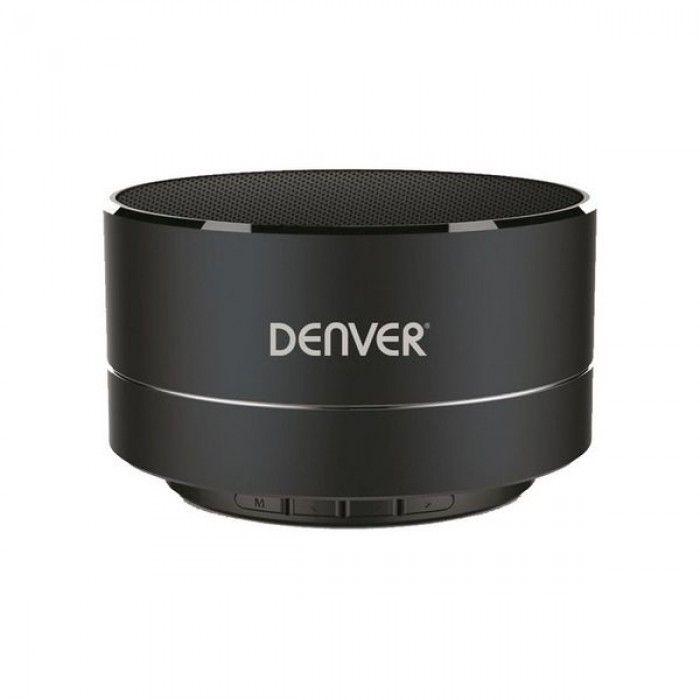 Bluetooth Denver Electronics BTS-32 3W Preto