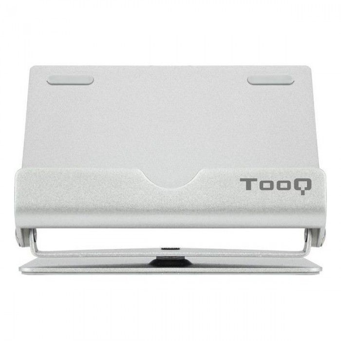 Suporte para telemóvel ou táblete TooQ PH0002-S 90º 360º Prateado