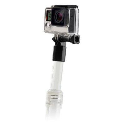 Selfie-stick Flutuante para a Câmara Desportiva KSIX Transparente