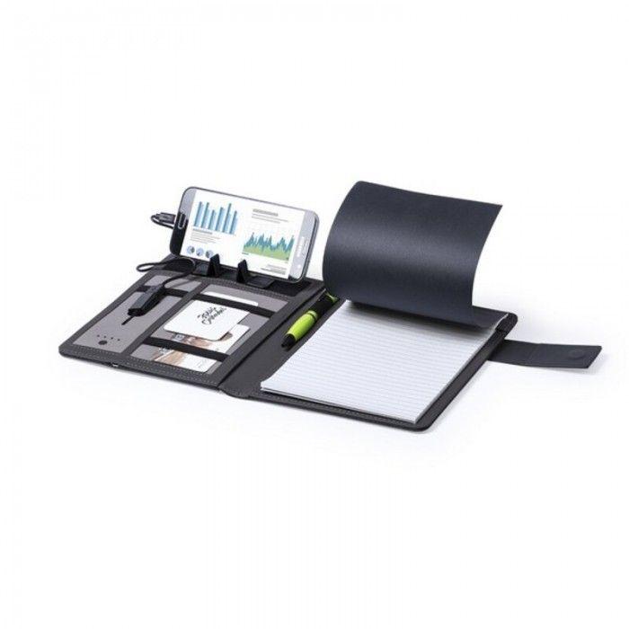 Caderno de Notas com Power Bank 146023 4000 mAh (20 folhas)
